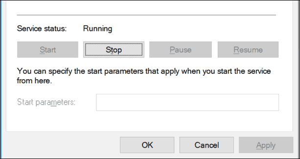How to Start, Stop, Pause or Restart Services in Windows 10