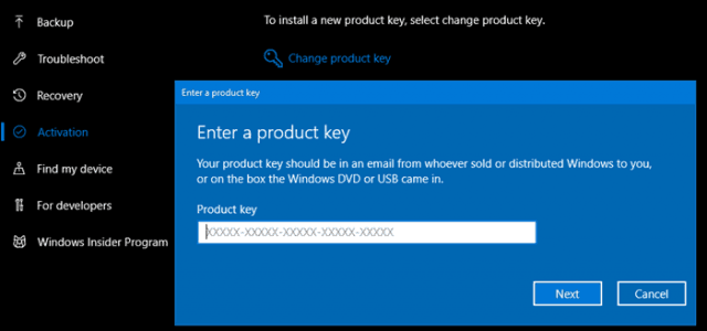 Quick Tip: How to Uninstall or Update Your Windows 10 Key