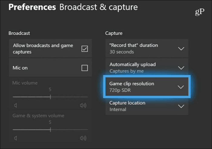 How to Record and Share Your Game Play from Xbox One