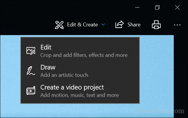 How to Crop an Image in Windows 10, Linux, macOS, iOS or Android