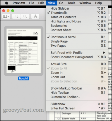 groovyTip: How to Combine PDFs in macOS using Preview