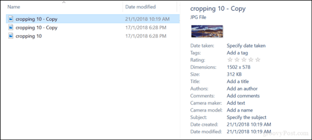 How to Add Tags to Photos and Documents in Windows 10