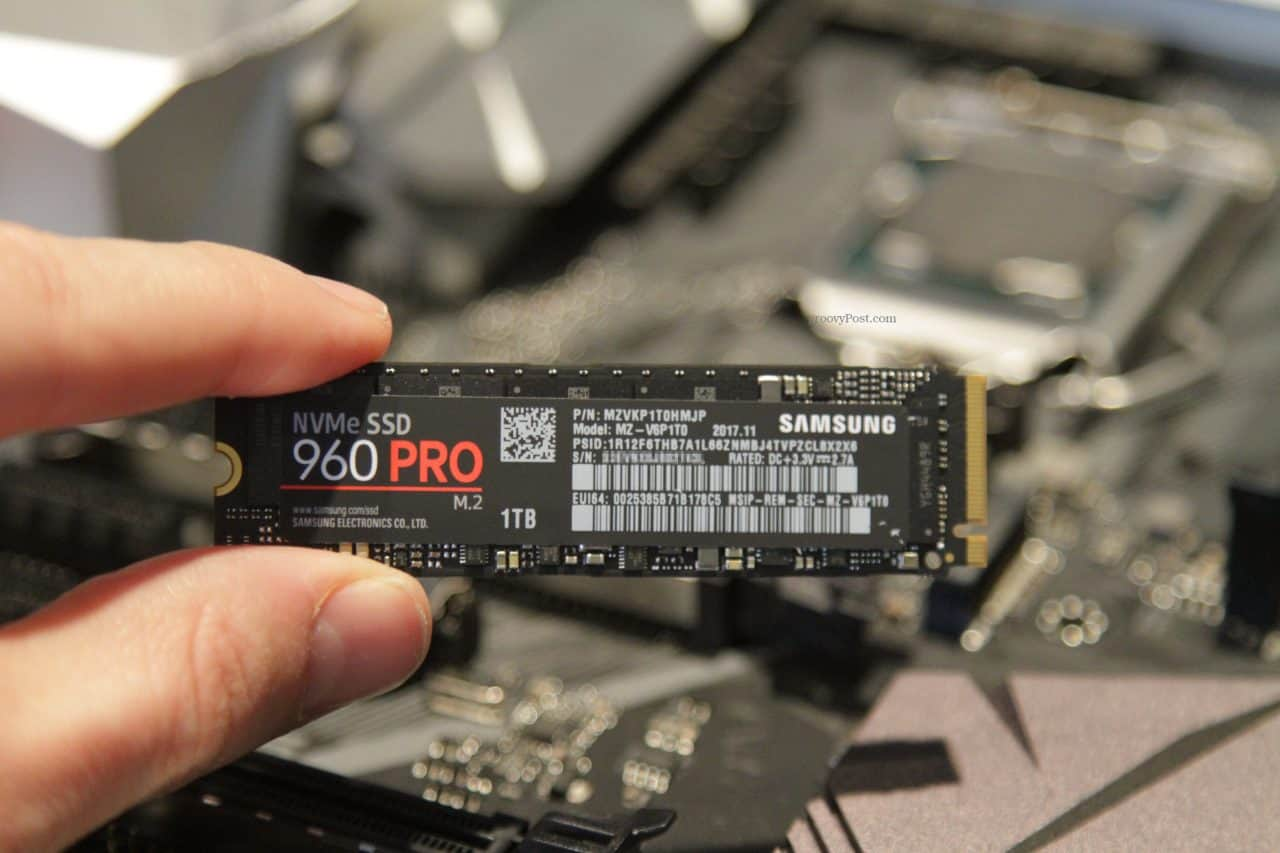 How to Install an NVMe M 2 SSD Hard Drive and Why You Should