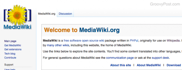 A guide for anyone wanting to start on wikipedia so you may be wondering what fearsome monster can handle such a site as wikipedia the answer is mediawiki which is free open source software malvernweather Images