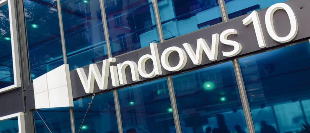 windows 10 1809 download groovypost