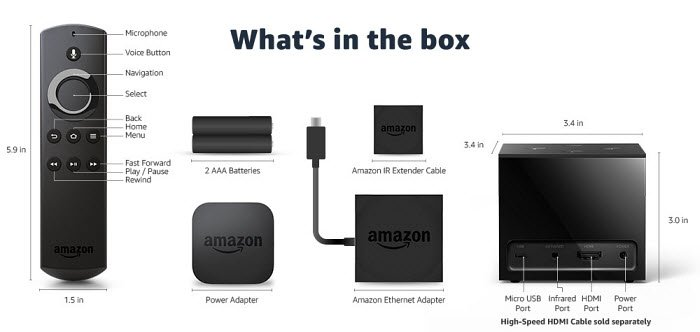 Amazon Merges Fire Tv And Echo With The New Fire Tv Cube