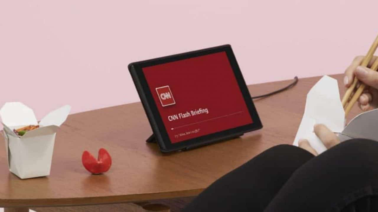 Change the Alexa Wake Word for Fire HD Tablet in Show Mode