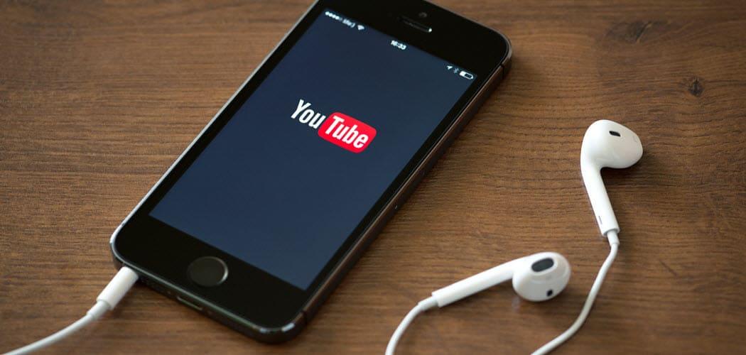 El nuevo intento de Google de transmitir música con la música de YouTube
