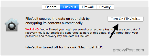 What Is FileVault On Your Mac & Why Would You Want To Use It?