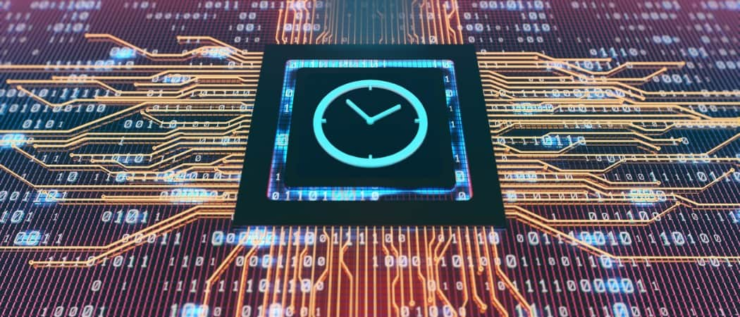 How to Synchronize the Clock in Windows 10 with Internet or Atomic Time | Tech News 1