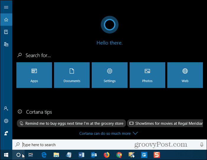 completely remove cortana from windows 10
