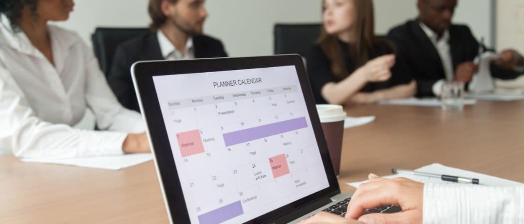 Cómo agregar los días festivos nacionales a la aplicación de calendario de Windows 10