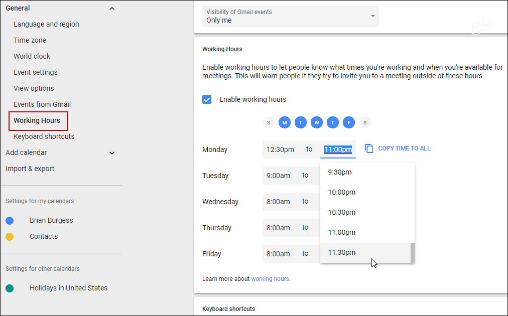How to Use Out of Office Mode with Google Calendar