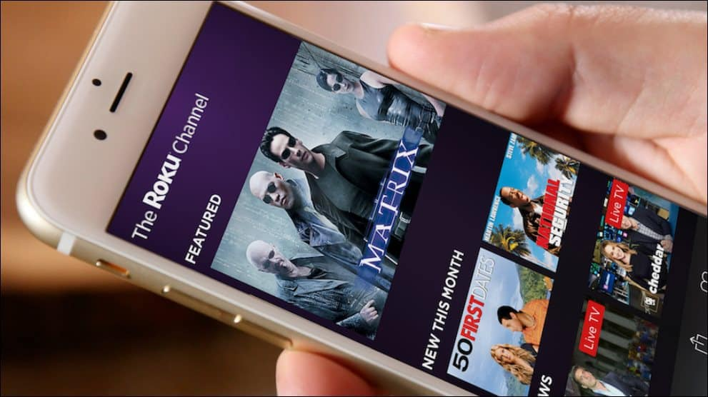 top free streaming apps for roku