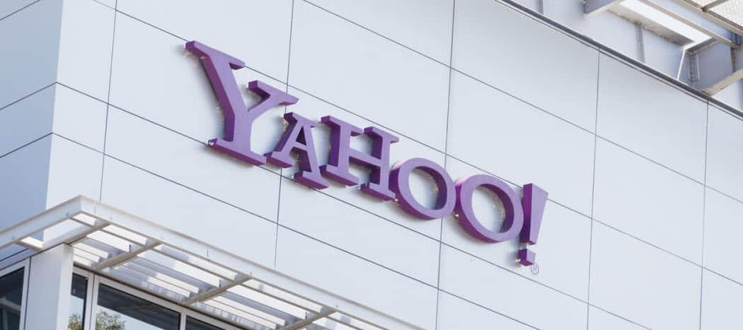 Estas nuevas características de Yahoo Mail merecen una segunda mirada