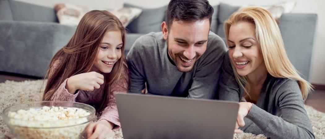 Consejos para aprovechar al máximo las películas y la televisión en Windows 10