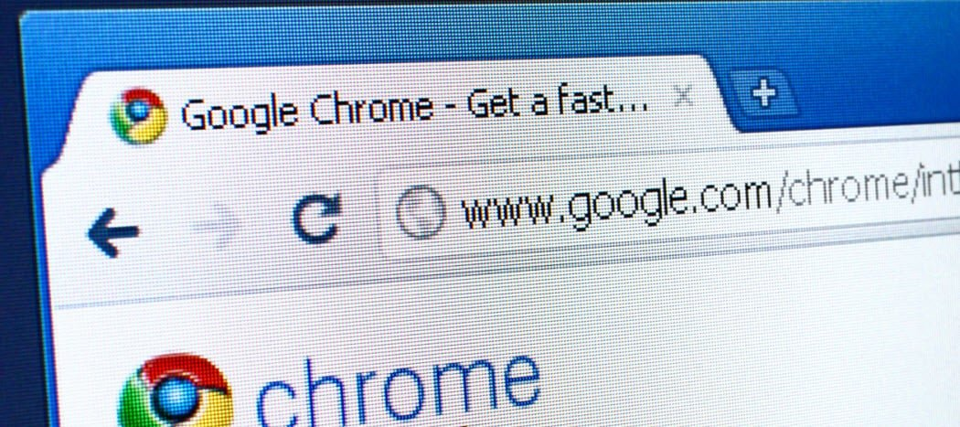 How To Enable The Favorites Bar In Google Chrome