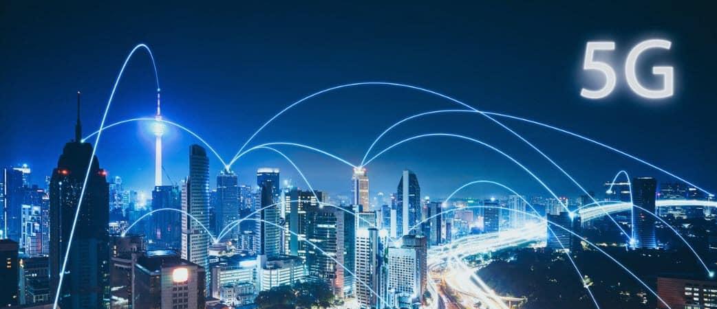 5G - thế hệ thứ 5 của mạng di động với những cải tiến vượt bậc