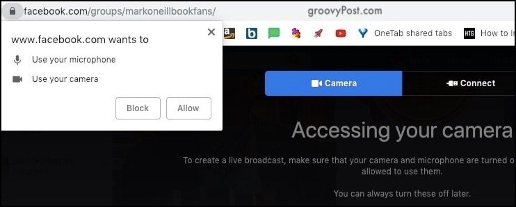 How To Start Facebook Live Streaming and Not Mess It Up