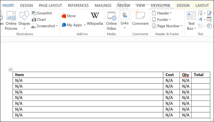 How to Automate Microsoft Word Forms with Custom Fields