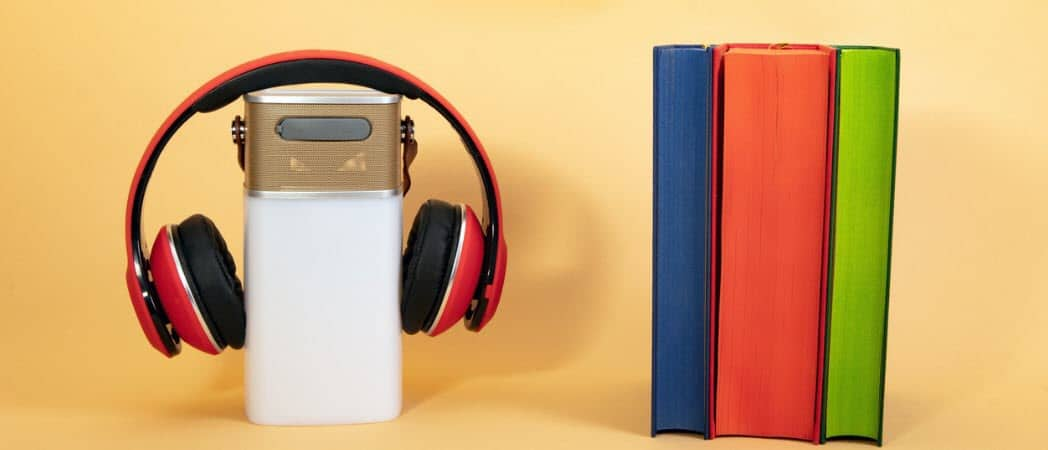 How to Check Out Free Audiobooks and eBooks from Your Local
