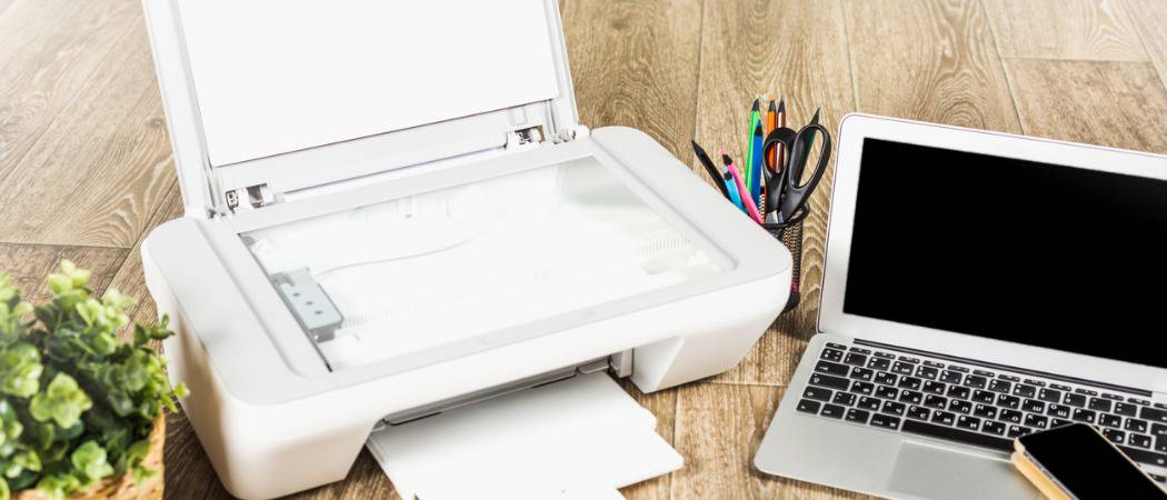 How to install and Configure a Printer in Windows 10