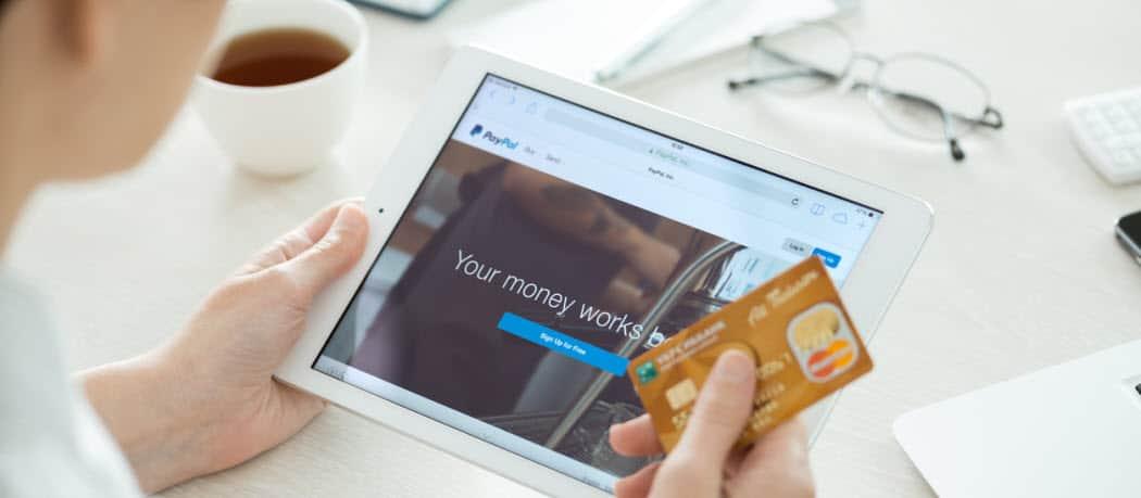 Cómo cambiar la forma de pago de PayPal para pagos automáticos y suscripciones