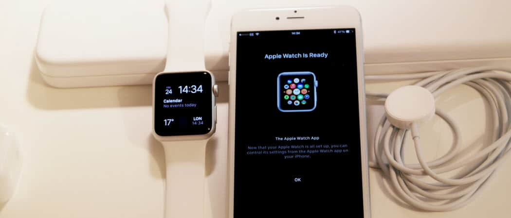 Cómo actualizar manualmente tu reloj de Apple