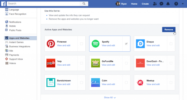 How to Unlink Spotify from Your Facebook Account