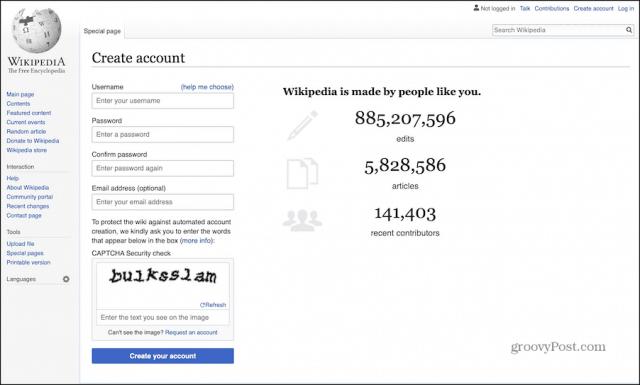 Wikipedia Register