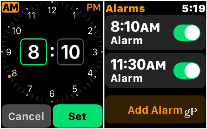 How to Create and Manage Alarms on Your Apple Watch