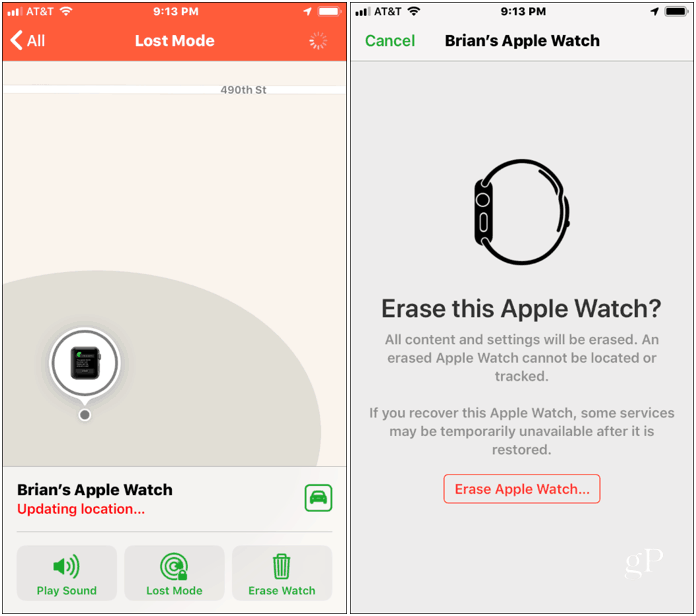 How to Locate Your Apple Watch with the Find My Watch Feature