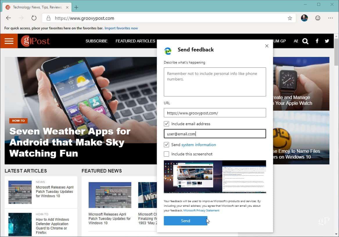 How to Install Chromium-Based Microsoft Edge on Windows 10