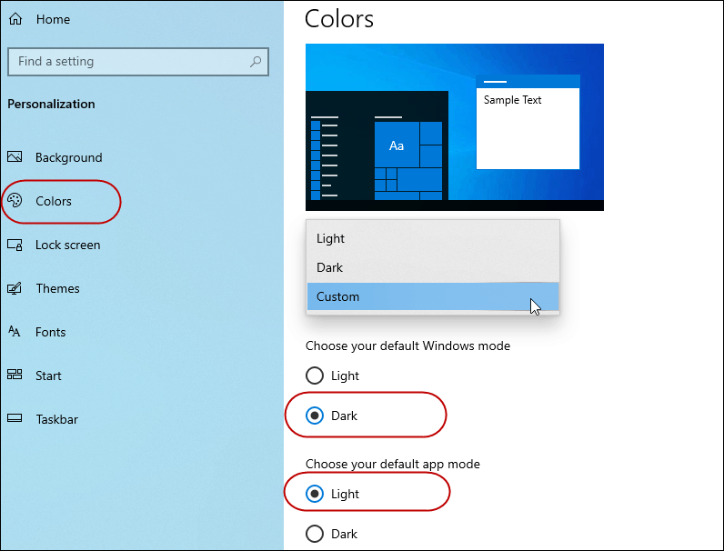 How to Turn on the New Light Theme on Windows 10