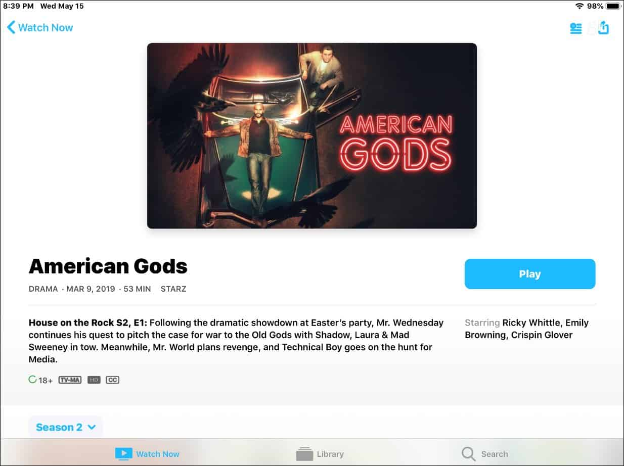 How to Subscribe to Premium Channels in the New Apple TV App