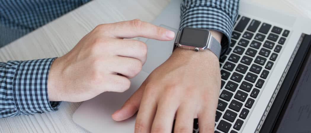 Cómo usar la función de zoom en el Apple Watch para la vista pobre
