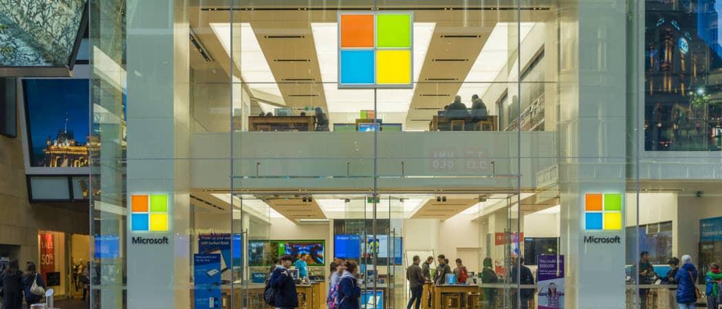 ¿Qué es la aplicación Microsoft Store en Windows 10?