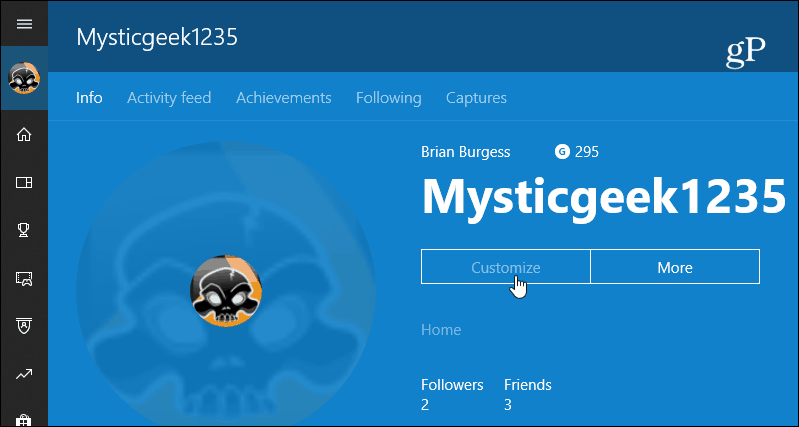 Create A Customized Gamerpic For Your Xbox Live Profile