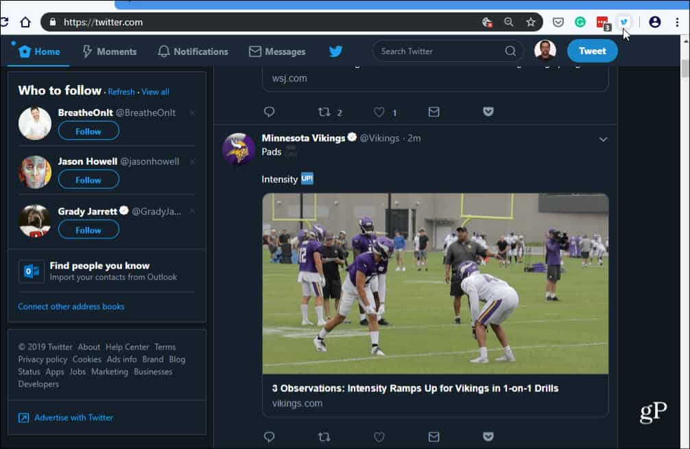 Hate the New Look of Twitter? You Can Change it Back