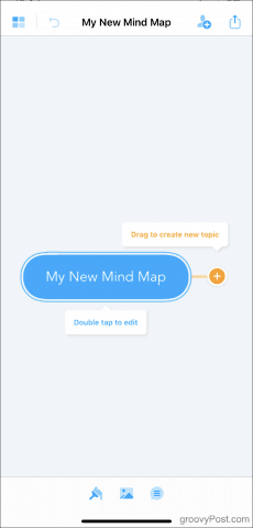 New MindMeister Mind Map