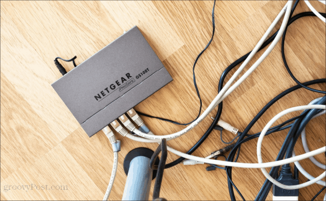 connected home router