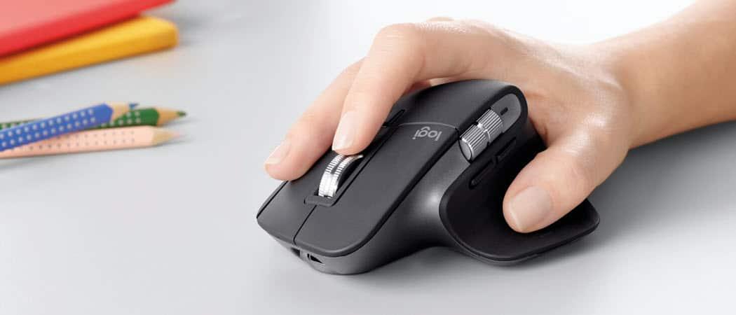 Reseña del ratón inalámbrico Logitech MX Master 3