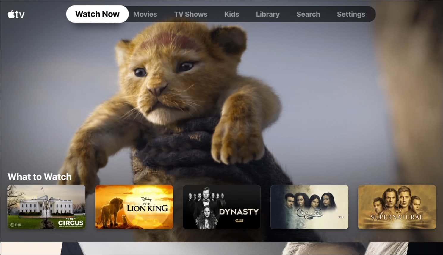 2 Apple TV app Roku