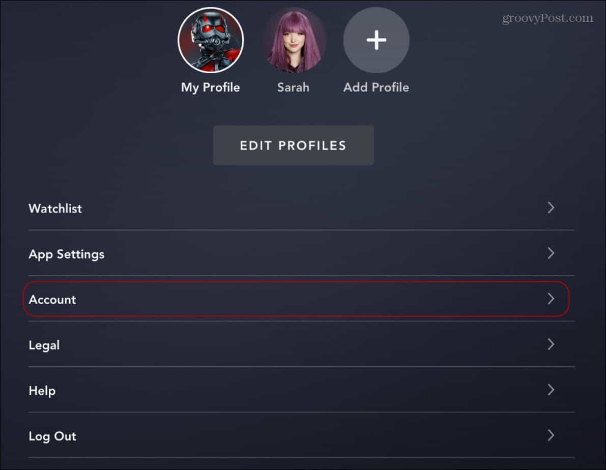 Disney Plus Account Login And Password Free