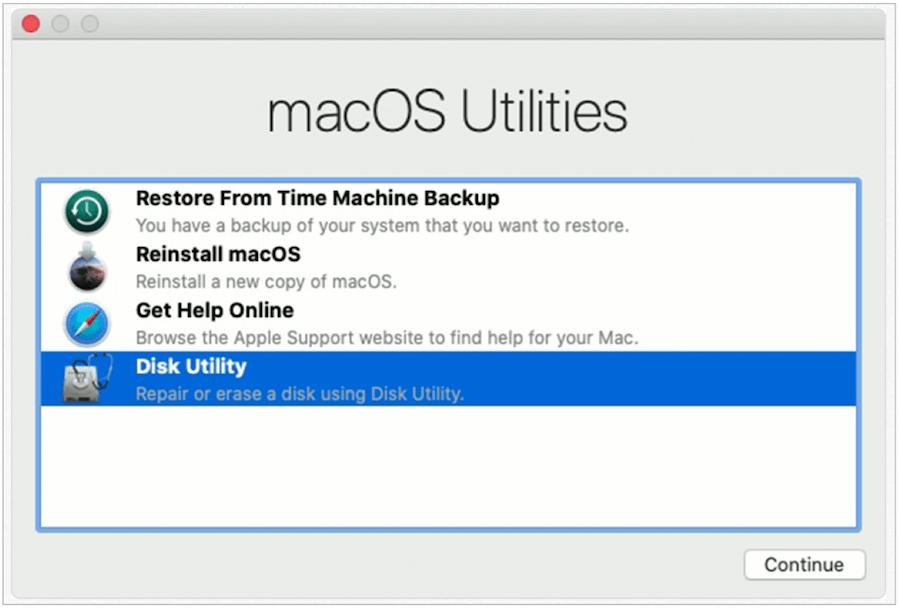 macOS Utilities