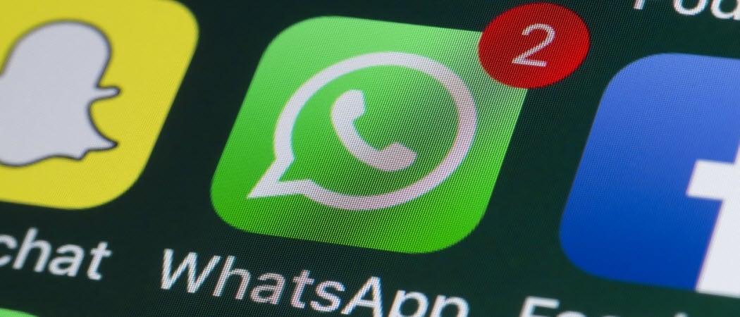 Cómo controlar quién puede agregarlo a los grupos de WhatsApp