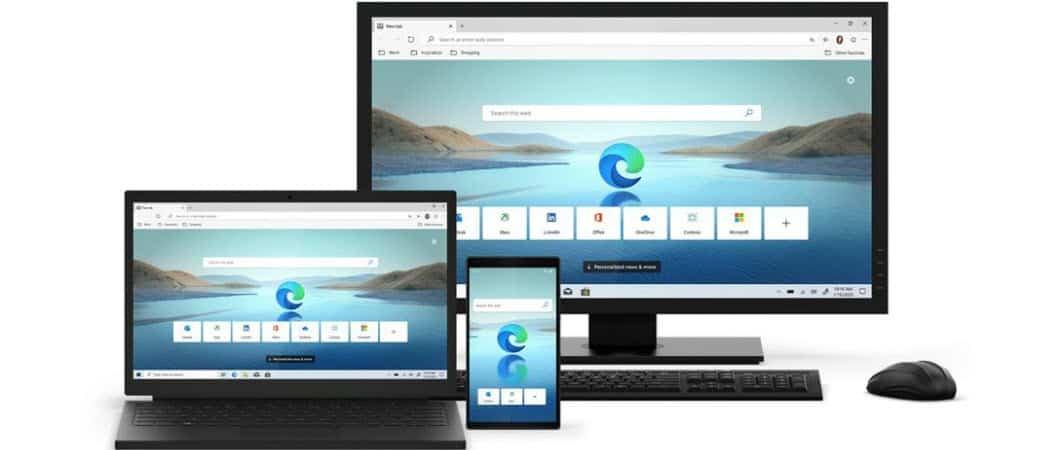 Cómo instalar el nuevo Microsoft Edge Browser
