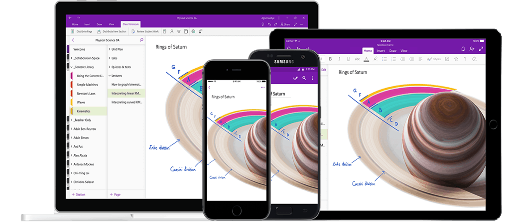 Los mejores complementos y herramientas de Microsoft OneNote