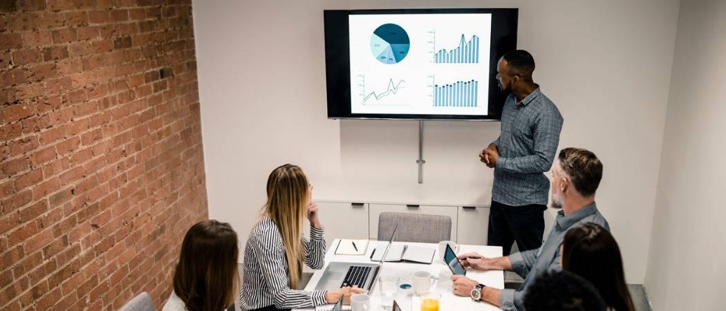 Cómo convertir las presentaciones de los ponentes en PowerPoint