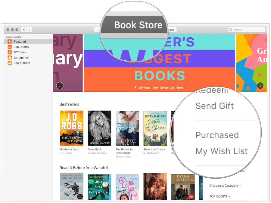 Mac Book Store